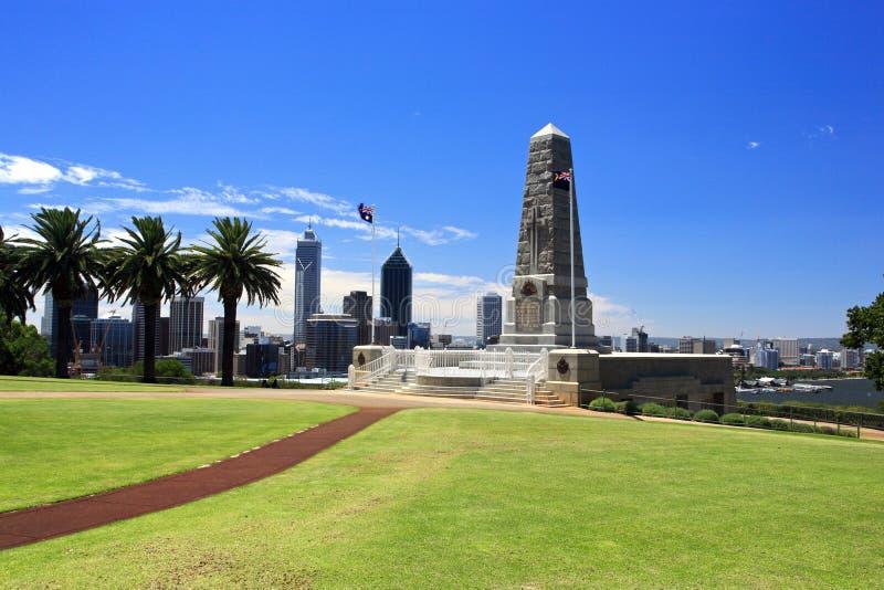 Reis Parque, Perth, Austrália Ocidental foto de stock