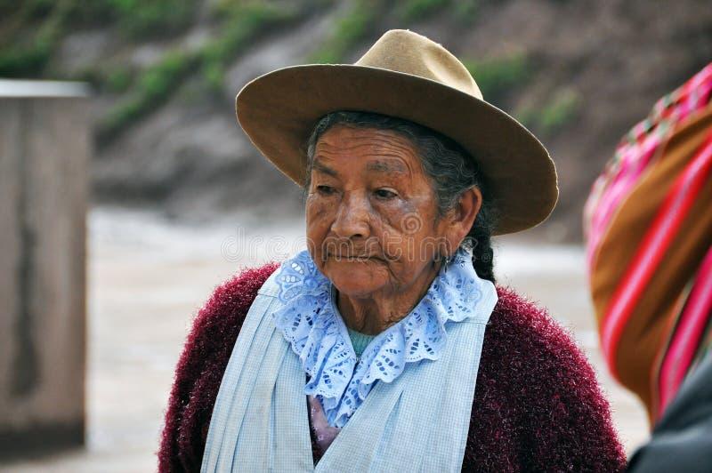 Reis Peru Lima en cusco en markten royalty-vrije stock afbeeldingen