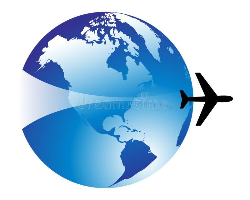Reise vektor abbildung