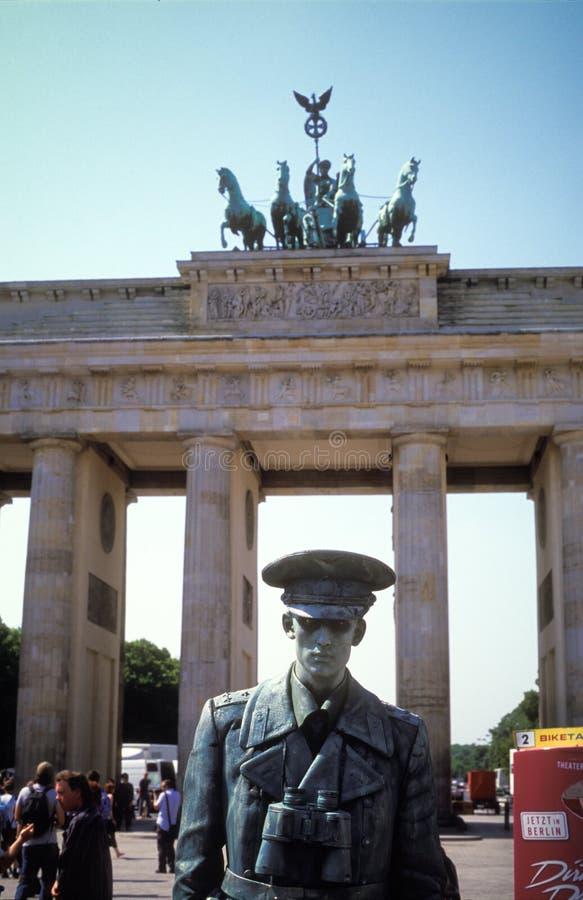 Reise Berlin stockfotografie