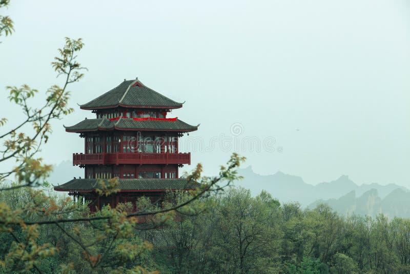 Reise in China lizenzfreies stockbild