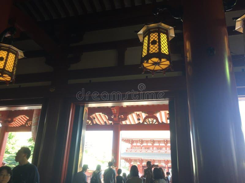Reise nach Japan lizenzfreies stockbild