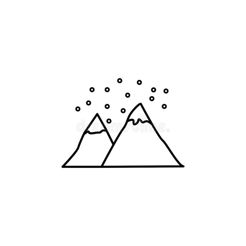 Reise, Sockenentwurfsikone Element der Reiseillustration Zeichen und Symbolikone können für Netz, Logo, mobiler App, UI, UX benut stock abbildung