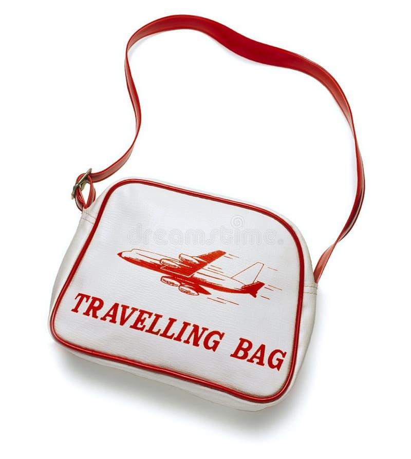 Reise-Taschen-Koffer-Ferien stockbilder