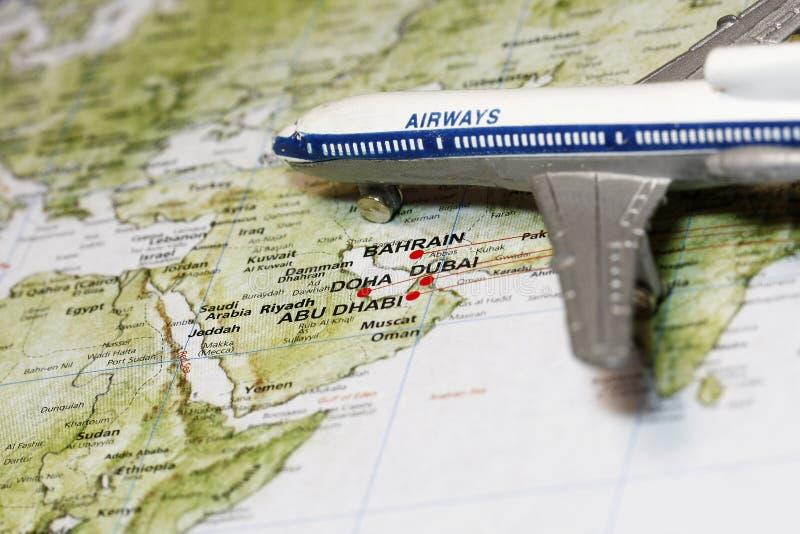 Reise zu Mittlerem Osten lizenzfreies stockfoto