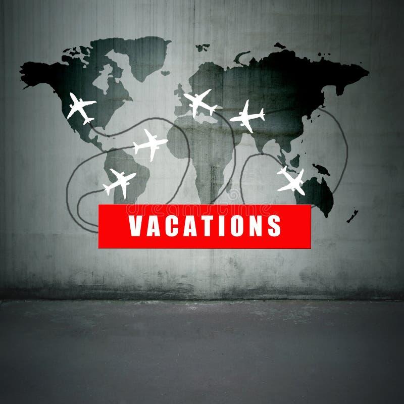 Reisekonzept lizenzfreie stockfotos