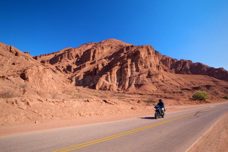Reisen in die Berge stockbilder