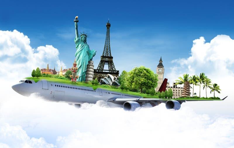 Reisen die Welt lizenzfreies stockfoto