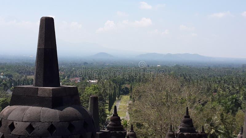 Reisen Indonesiens, Yogyakarta stockfotos