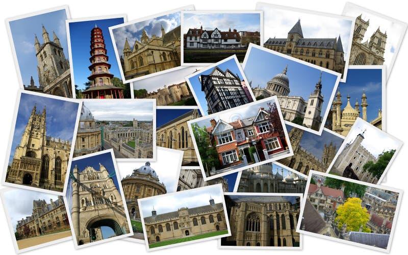 Reisen um England stockfotos
