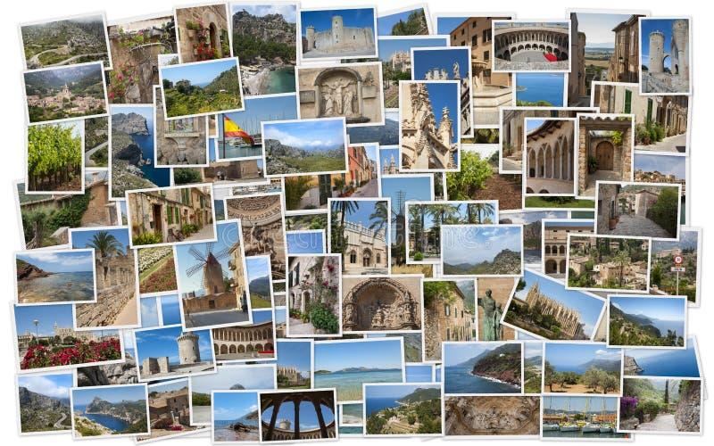 Reisen um Mallorca stockfotos