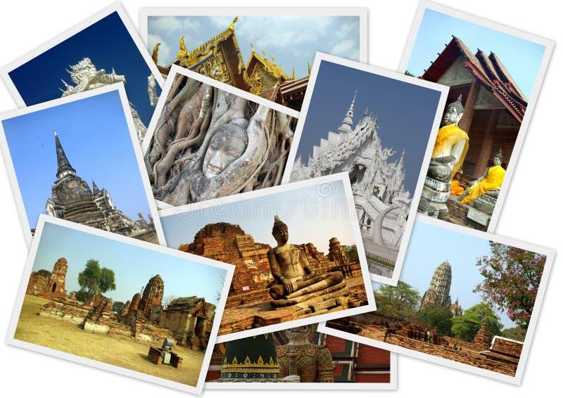Reisen um Thailand stockfoto