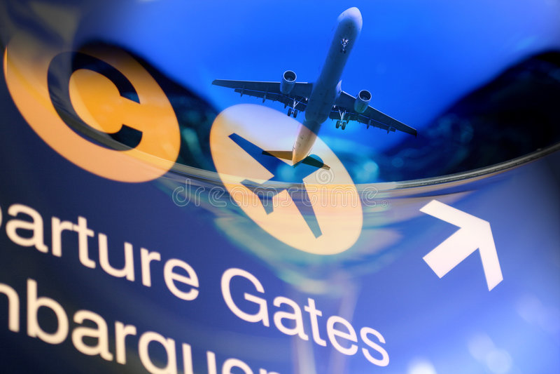 Reisenauslegung lizenzfreie stockfotos