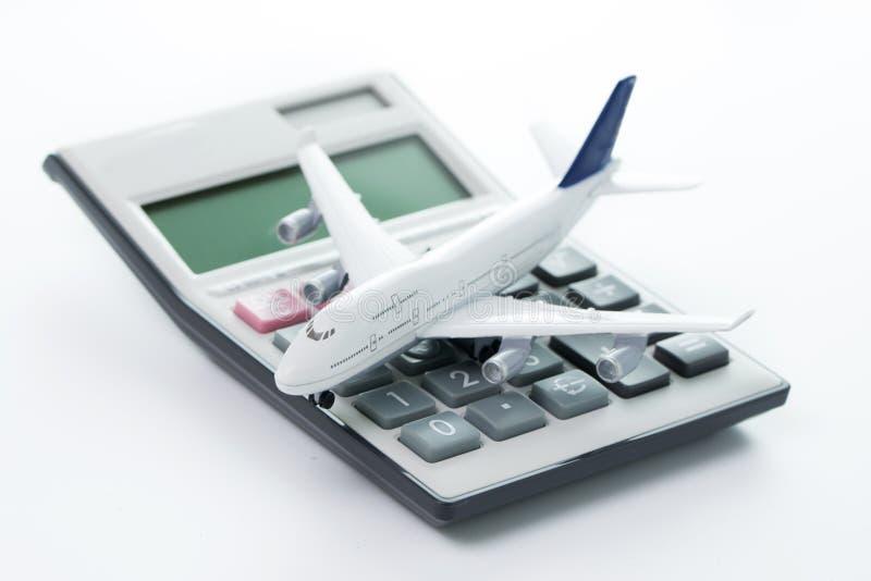 Reiskosten, begroting of uitgaven royalty-vrije stock foto's