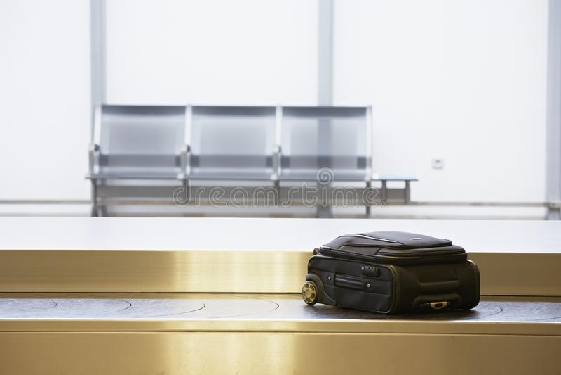 Reivindicação de bagagem foto de stock royalty free