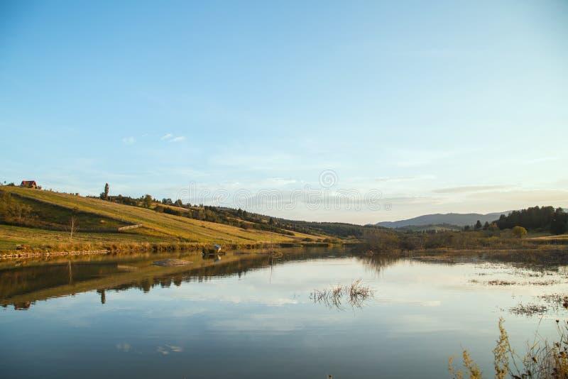 Reizende Landschaft lizenzfreies stockfoto