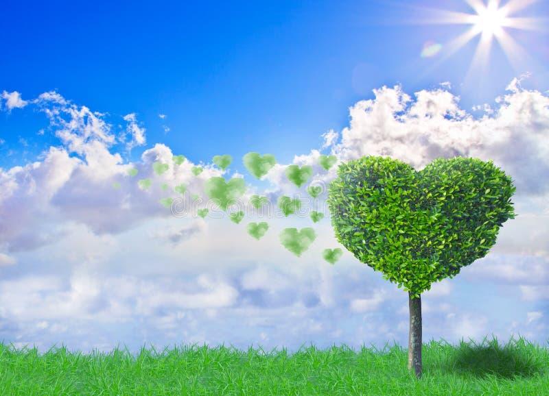 Reizender Baum vektor abbildung
