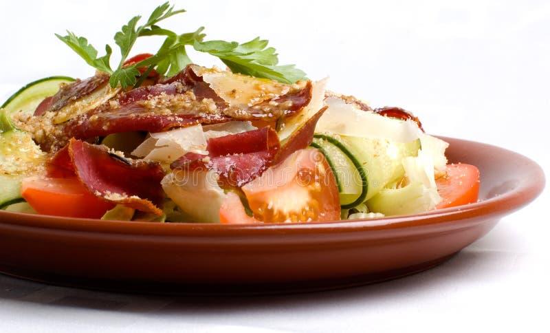 Reizender Salat lizenzfreie stockfotos