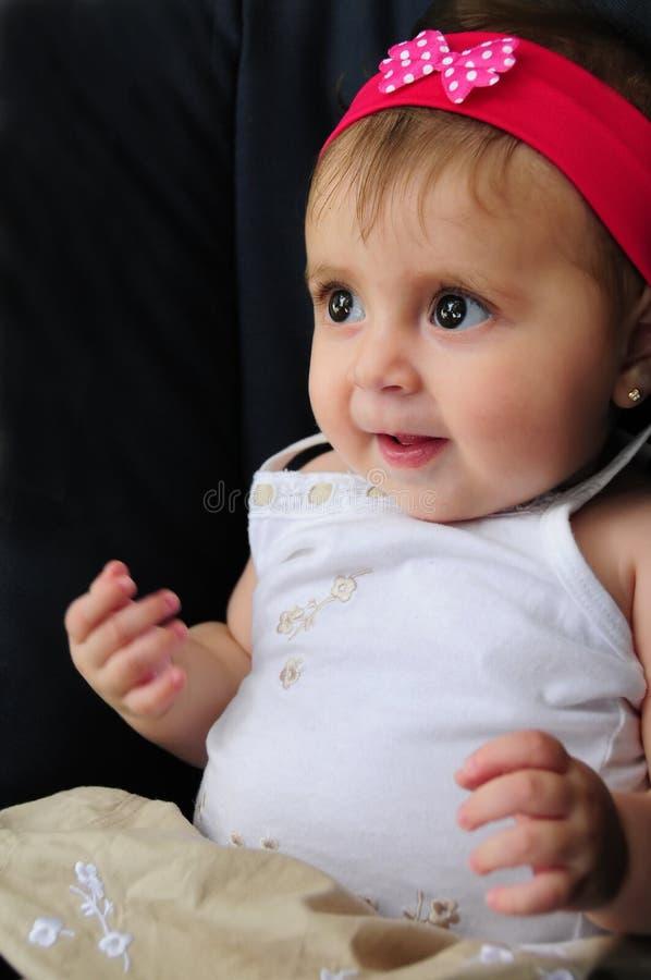 Reizendes Baby lizenzfreie stockbilder