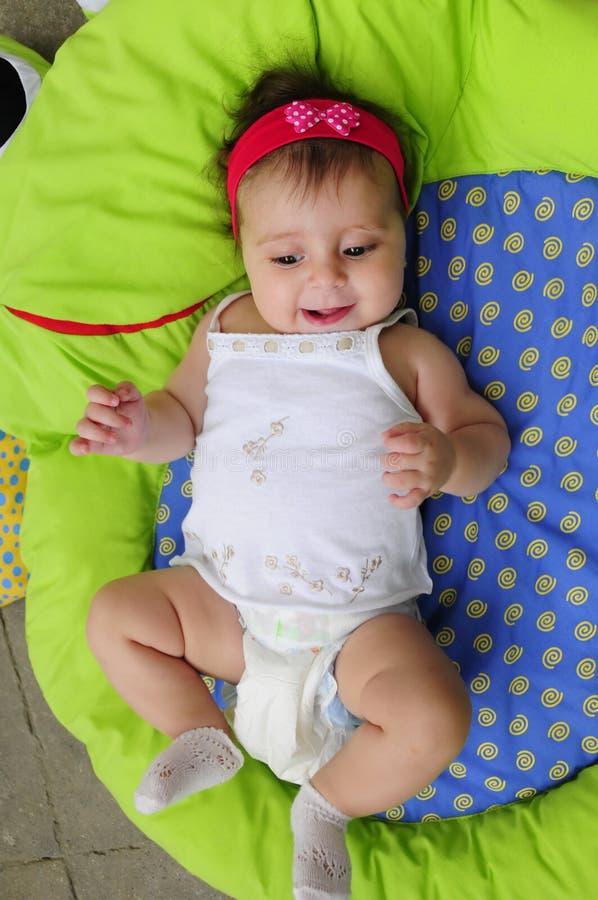 Reizendes Baby stockfotos