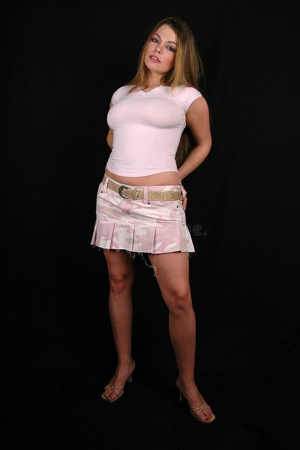 Reizvolles Woman-5 Stockbilder