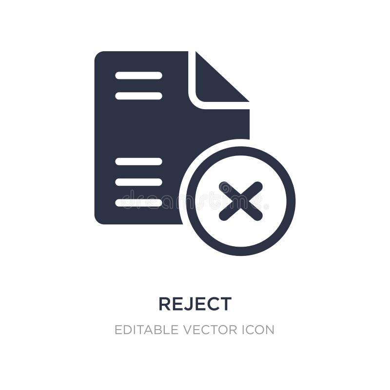 Accept Vs Reject Switch stock illustration. Illustration ...