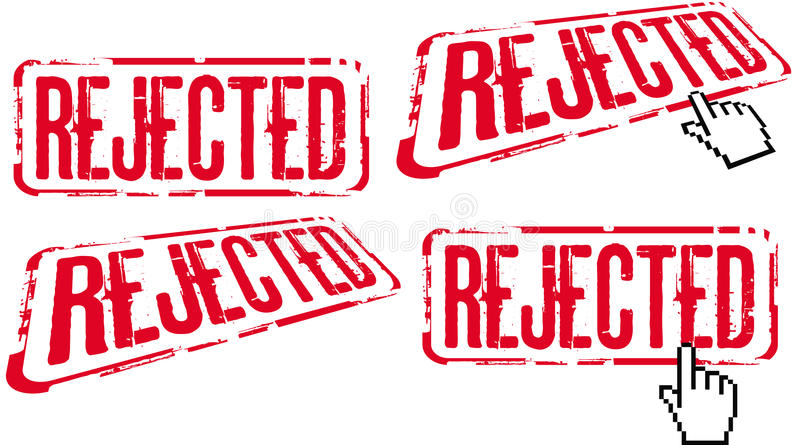 Download Rejected Royalty Free Stock Images - Image: 20606279