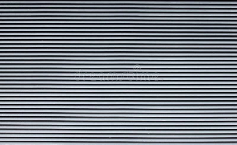 Rejilla moderna del ventillation del metal imagenes de archivo