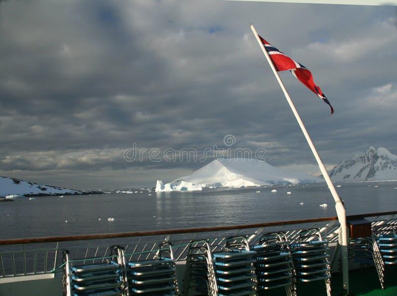 rejs pod banderą statek obrazy royalty free