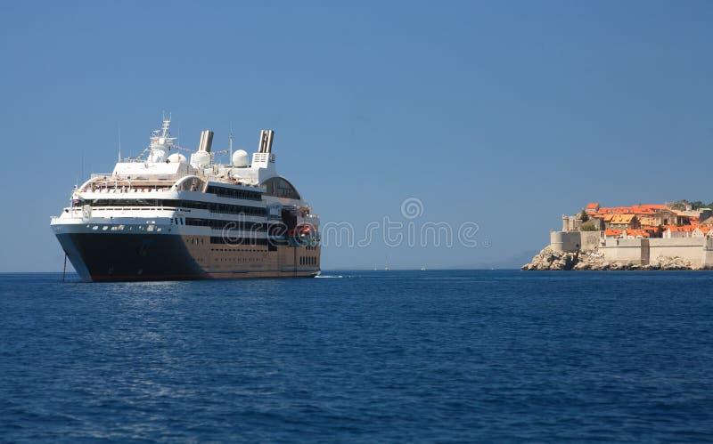 Rejs w Dubrovnik fotografia stock