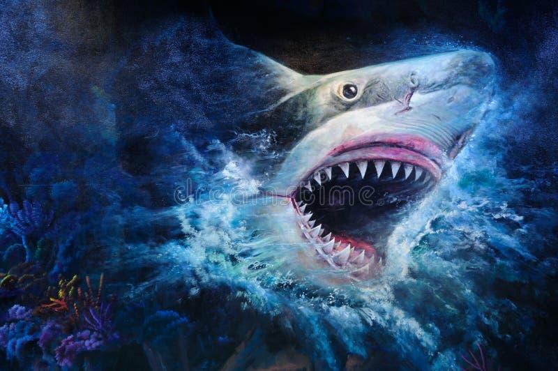 Rekinu obraz zdjęcia royalty free