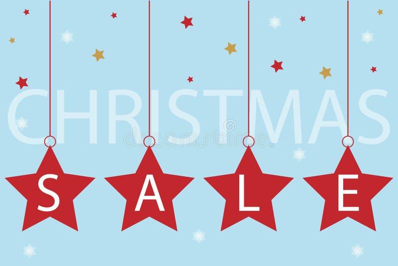 Reklama świąteczna zdjęcie stock
