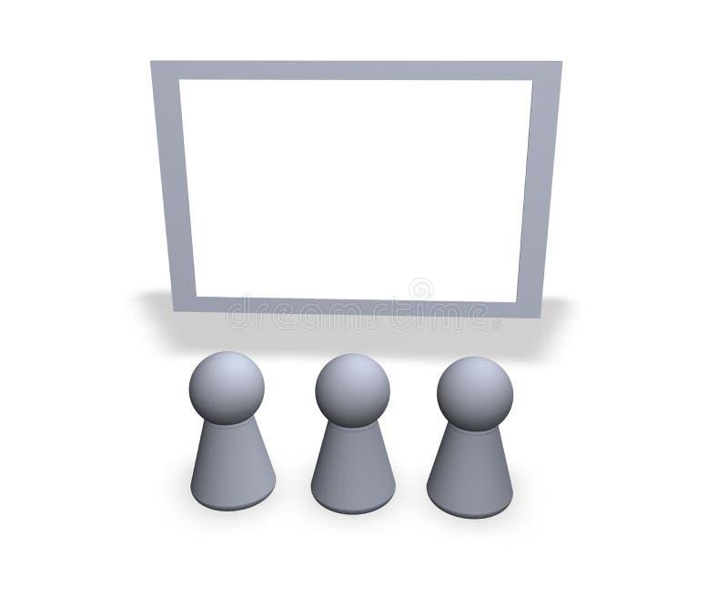 reklama ilustracji