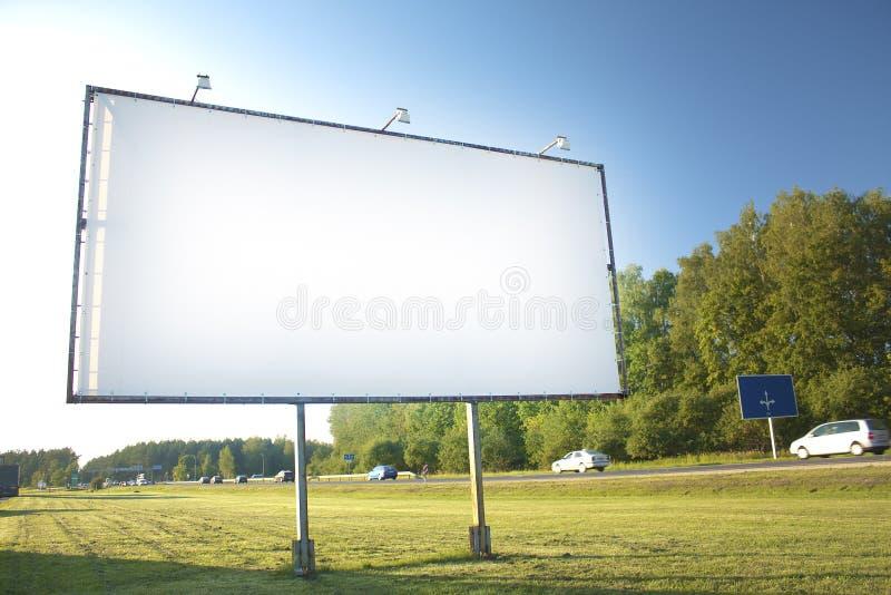 reklama billboard obrazy royalty free