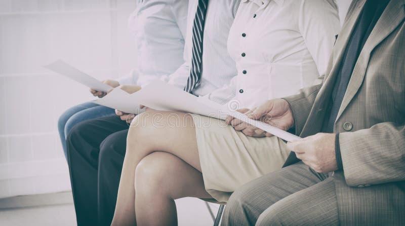 Rekrutacyjny poborowy rekrut zatrudnia dzierżawienie - pojęcia fotografia royalty free