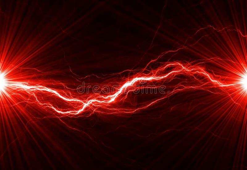 Relámpago rojo caliente, libre illustration