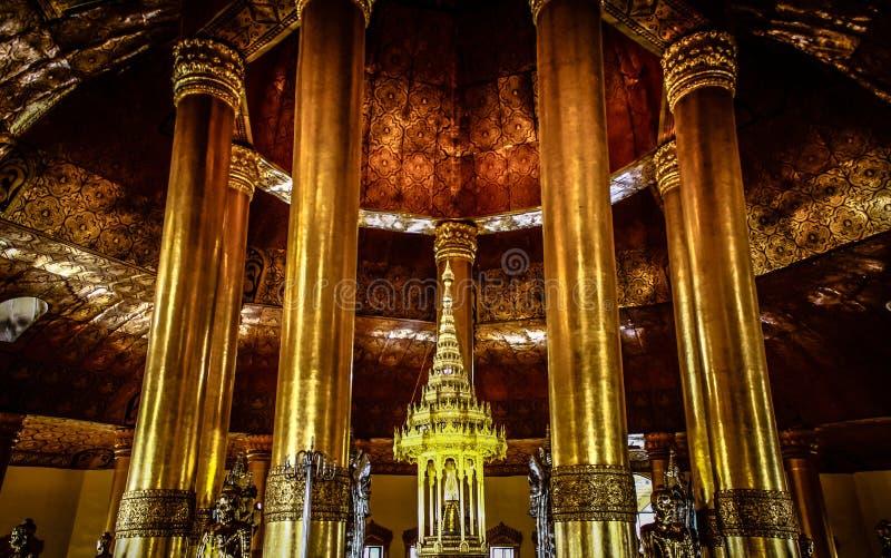 Relíquia do dente da Buda imagens de stock