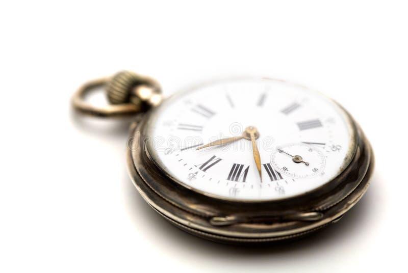Relógio de bolso velho fotos de stock royalty free