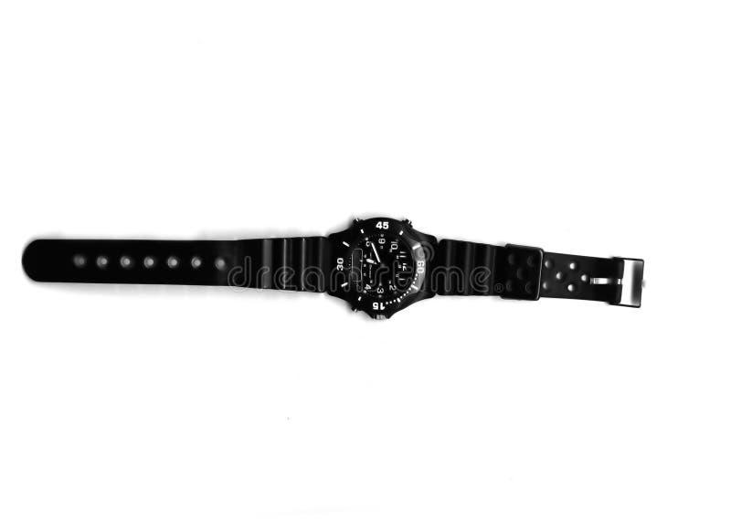 Relógio Do Esporte Do Mens Fotos de Stock
