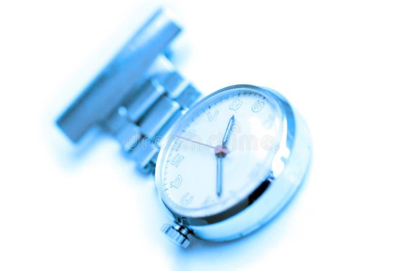 Download Relógio Do Fob Das Enfermeiras Imagem de Stock - Imagem de clínica, passagem: 532111