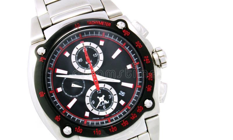 Relógio do mergulhador imagens de stock royalty free