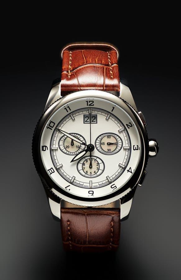 Relógio do suíço imagens de stock royalty free