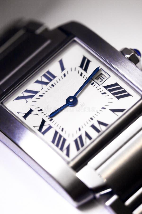 Relógio luxuoso fotos de stock royalty free