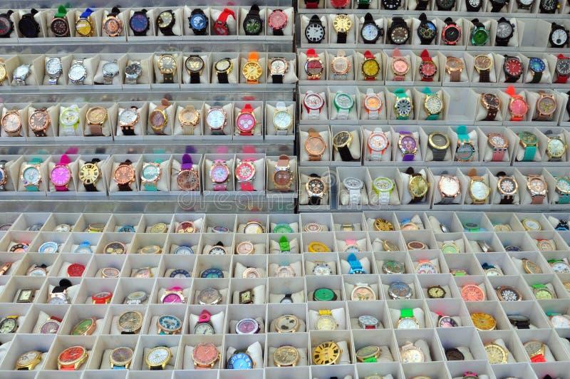 Relógios de pulso imagens de stock royalty free