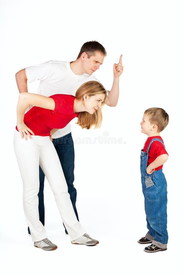 Relacionamento de família fotos de stock royalty free