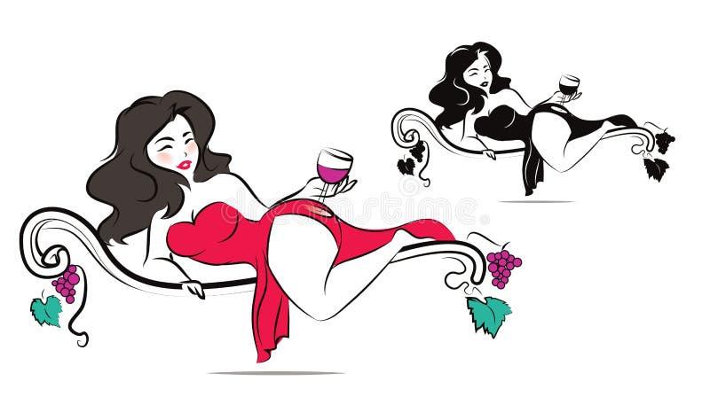 Relajación libre illustration