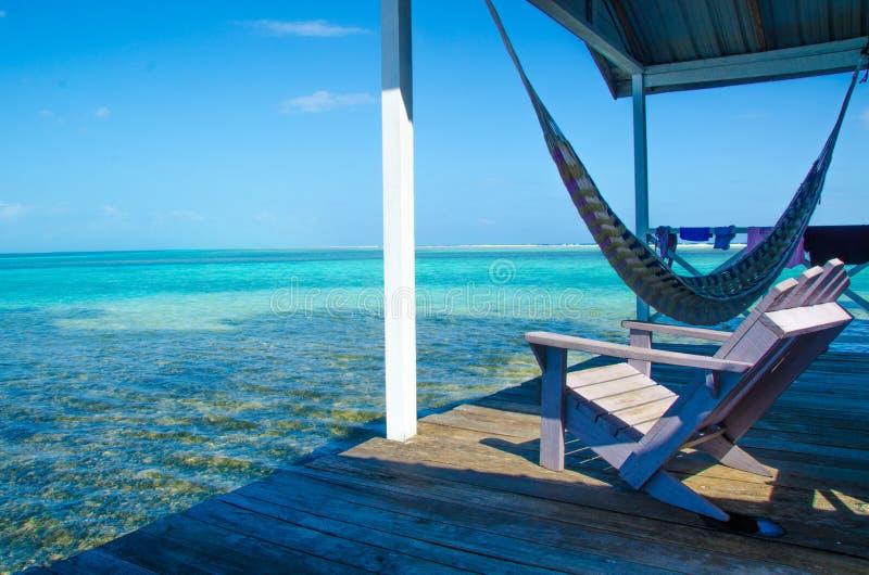 Download Relajación En La Silla - Isla Hermosa Foto de archivo - Imagen de caribbean, borde: 41917506