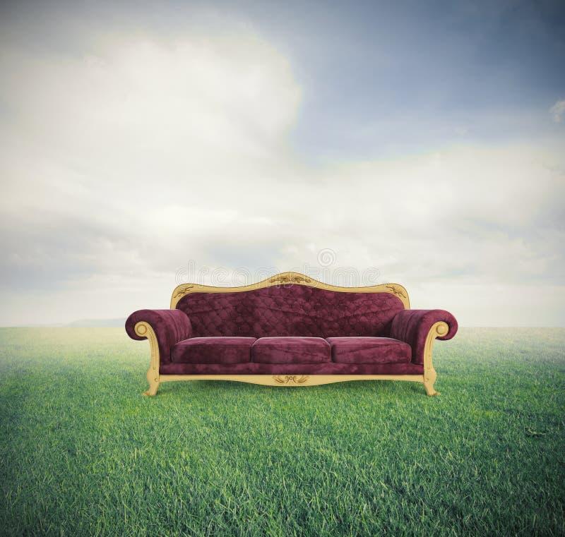 Relaksuje i pociesza obraz royalty free