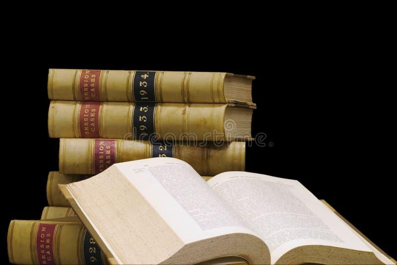 Relatórios da lei imagens de stock