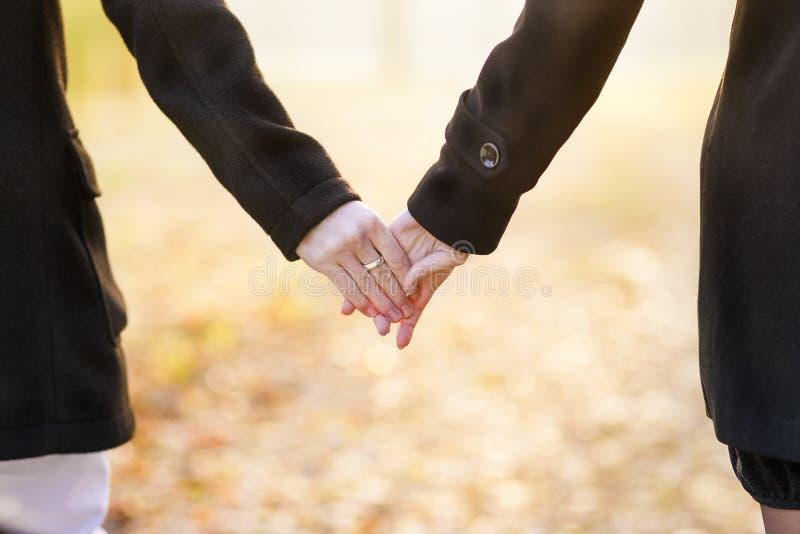 Relations précieuses photos stock